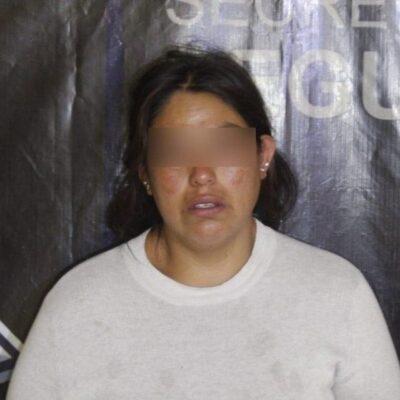 Cae la 'Reina de Sur' poblana; es acusada narcotráfico y robo de combustible