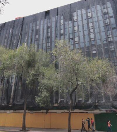 MORENA IGNORA AUSTERIDAD: Compra sede de 15 mil metros cuadrados por 600 millones de pesos