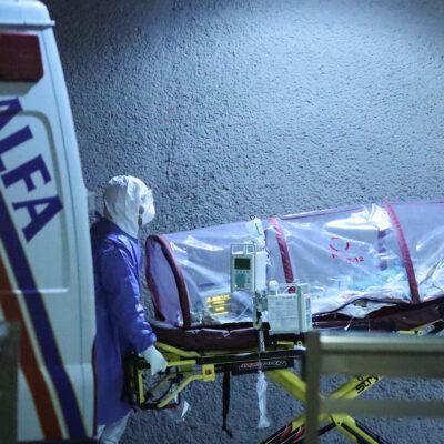 Reporta Tabasco 2 mil 111 muertes acumuladas por COVID-19