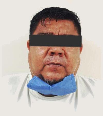 Cae supuesto pastor acusado de violar a cuatro jovencitas en centro de rehabilitación