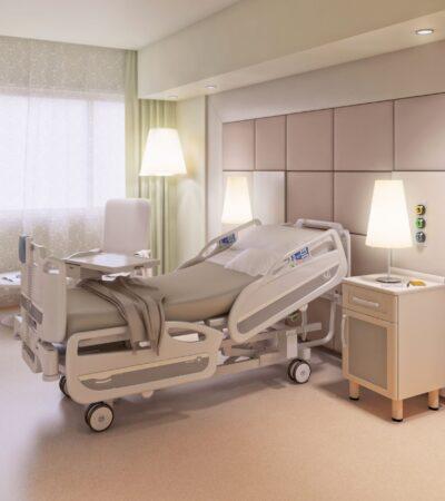 CHIAPAS: Fiscalía indaga zona VIP en hospital público, destinada a 'ricos y políticos' con COVID-19