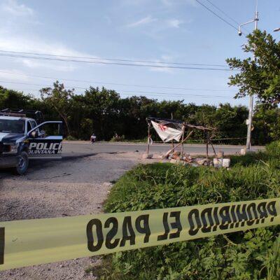 TRÁGICO ACCIDENTE EN DOMINGO: Muere motociclista arrollado en Cancún