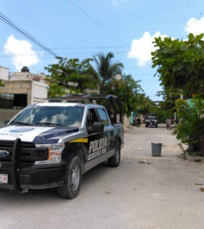 Sujeto dispara contra mujer durante asalto en Villas Otoch