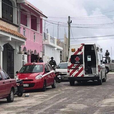 INTENTAN EJECUTAR A DISTRIBUIDOR DE DROGAS: Asesinan a una mujer en Isla Mujeres; es víctima colateral