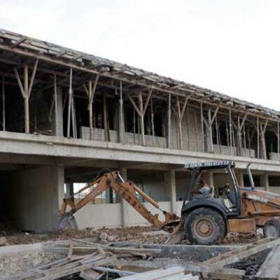Vigilan con lupa las obras de construcción en Cancún