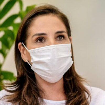 """""""NO DEBEMOS ESTAR ATENTOS A ATAQUES INFUNDADOS"""": Mara Lezama alude a las denuncias en su contra por compra de inmuebles a través de empresa creada por su familia"""