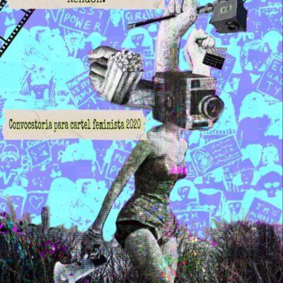 Invitan a  ilustradoras, diseñadoras, fotógrafas y artistas visuales del sureste para participar en actividades del Encuentro Cinematográfico Feminista 2020