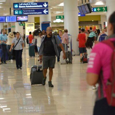 Reportó Asur disminución del 74% en el flujo de pasajeros durante julio en México