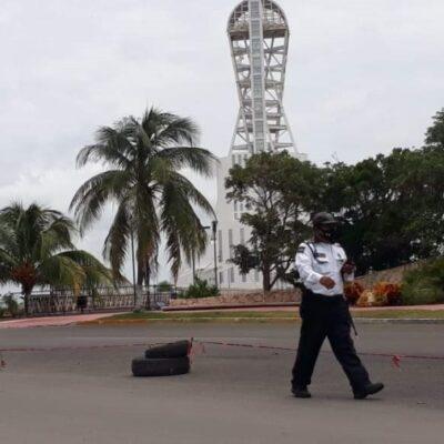 Reabren calles y avenidas de Chetumal con la entrada en vigor del semáforo naranja