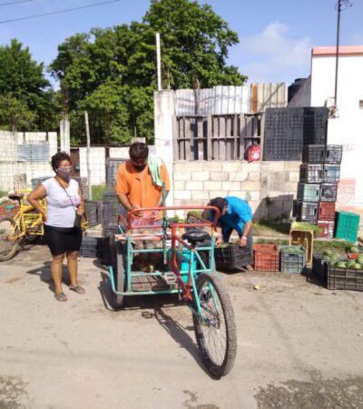 Pequeños comerciantes de comunidades sufren desalojo e intimidación del personal de Fiscalización de OPB