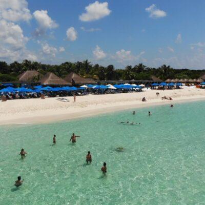 Ocupación hotelera de Cozumel se mantiene en 25 por ciento
