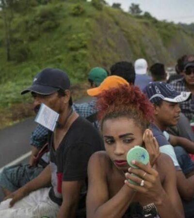 Una amenaza, ser persona trans y migrante en México