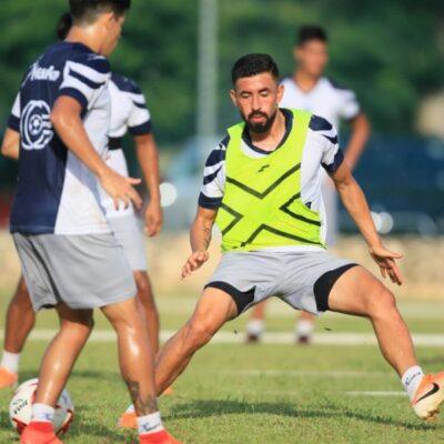 Se prepara Cancún FC para realizar nuevas pruebas de Covid-19 a sus jugadores