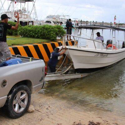 Está listo el municipio de Puerto Morelos ante posibles afectaciones por la depresión tropical 14