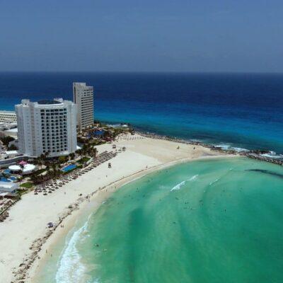 LENTA RECUPERACIÓN: Cancún ya casi alcanza el 27% de ocupación hotelera