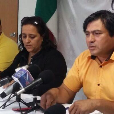Prevé PRD mantener y ampliar alianzas con el PAN y otros partidos en QR