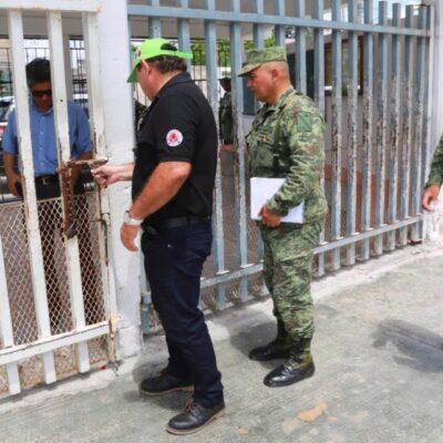 Readecúan en Quintana Roo refugios anticiclónicos bajo nuevos esquemas sanitarios