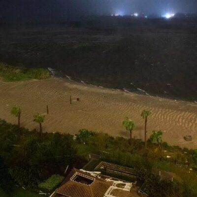 EL IMPACTO DE 'LAURA' EN EU: Poderoso huracán toca tierra en el suroeste de Luisiana antes de debilitarse a categoría 2