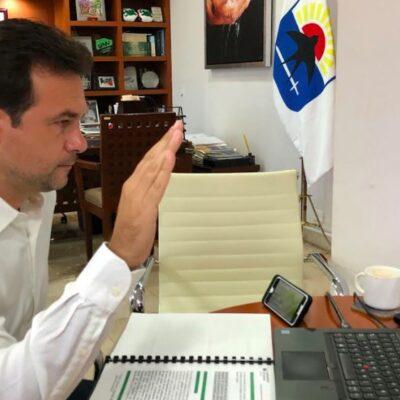Salda Ayuntamiento de Cozumel deuda histórica con la CAPA
