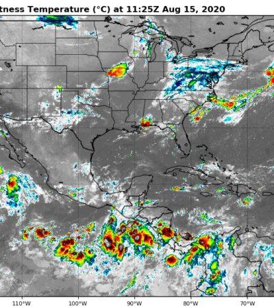 PRONÓSTICO DEL CLIMA: Temperaturas hasta los 38°C en Quintana Roo