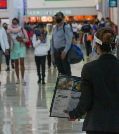POCO A POCO, AEROPUERTO TOMA VUELO: La recuperación aérea en Cancún sigue al alza con nuevo registro de más de 200 viajes nacionales e internacionales