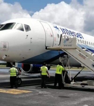 Mantiene casi 200 vuelos el Aeropuerto Internacional de Cancún