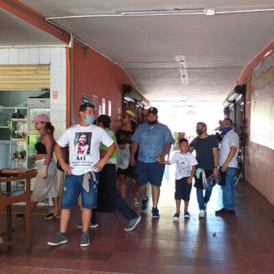 Comerciantes del Mercado 28 reportan ligero incremento en sus ventas con arribo de turismo nacional
