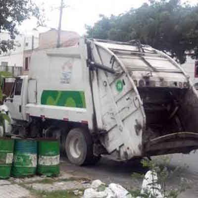 """""""UNA BURLA, EL AUMENTO DE PRESUPUESTO"""": Siresol no ha sabido atender el problema de la basura en Cancún, coinciden PRI, PAN y PRD"""