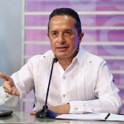 Afirma Carlos Joaquín que superó el Covid-19