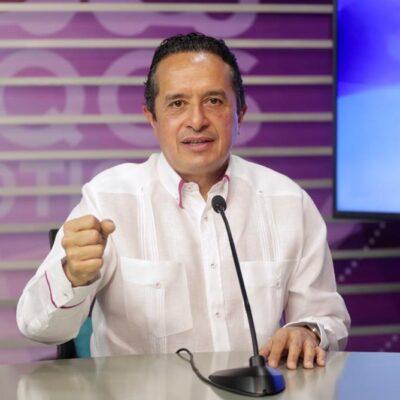Quintana Roo mantiene en naranja semáforo estatal sanitario en el sur y en el norte