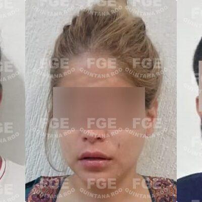 Vinculan a proceso de tres imputados que privaron de la libertad a un extranjero por no pagar una cuenta en un bar de Playa del Carmen