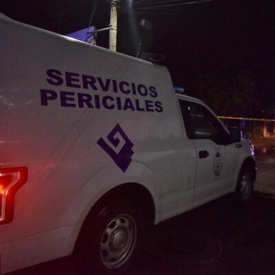 DOBLE EJECUCIÓN: Matan a balazos a dos hombres en una taquería de la SM 238 de Cancún