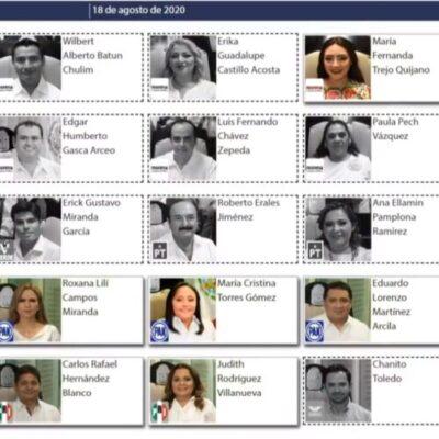 Piden intervención del CEN de Morena para poner orden en el Congreso de QR porque diputados 'no dan una'