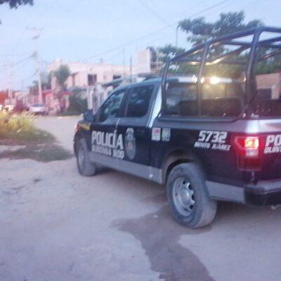 EJECUTAN A UN HOMBRE EN RANCHO VIEJO: Matan de al menos 5 balazos a una persona en los límites de Cancún y la zona continental de Isla Mujeres