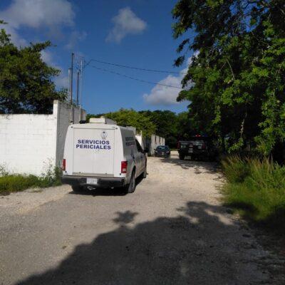 DOBLE EJECUCIÓN EN 'EL MILAGRO': Hallan dos cadáveres amarrados de las manos y con una soga al cuello en colonia periférica de Cancún