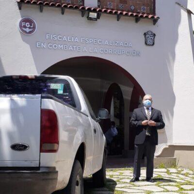 Abre la Fiscalía Anticorrupción de Edomex investigación contra Fernando Gama, magistrado del Tribunal de Justicia Administrativa de QR por enriquecimiento y operaciones con recursos de procedencia ilícita