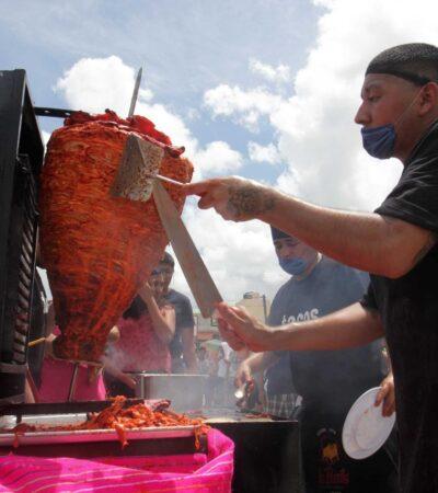 Gastronomía mexicana atrae al 59% de turistas latinoamericanos