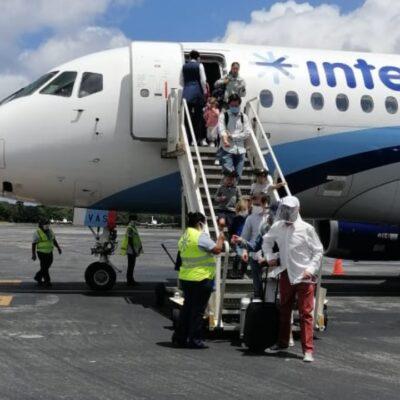 INCREMENTA INTERJET SU OFERTA EN AGOSTO: Programa más vuelos desde y hacia Cancún