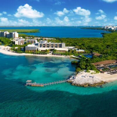 Ocupación hotelera en el norte de Quintana Roo se mantiene cerca del 30 por ciento