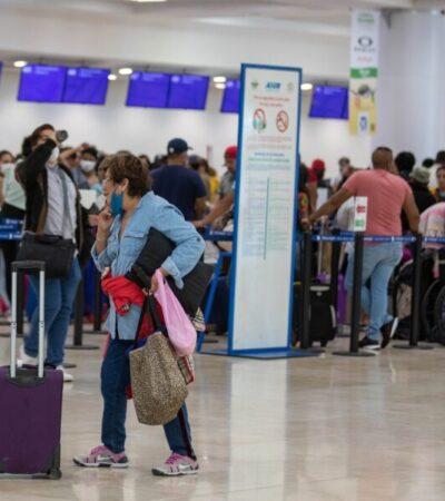 Apertura de 12 nuevas rutas aéreas dejará buena ocupación turística en QR
