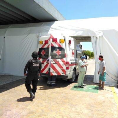 Terminan parranda a machetazos en colonia 'Santa Cecilia' de Cancún
