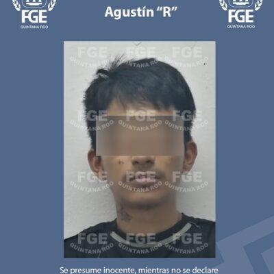Detienen a sujeto imputado por robo agravado en hotel de Tulum