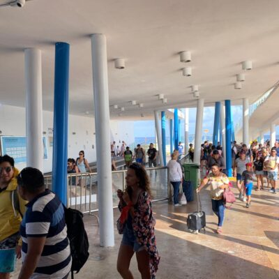 EXPECTATIVAS A LA ALZA: Ocupación turística a finales de 2020 superaría el 60 por ciento en Quintana Roo