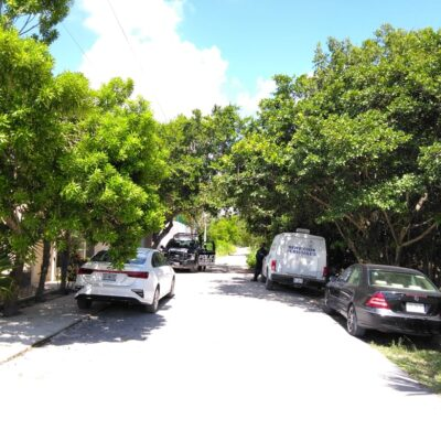 RIÑA DE UNA PAREJA TERMINA EN TRAGEDIA: Muere mujer víctima de violencia intrafamiliar en Cancún