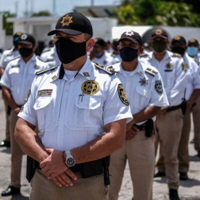 Dice Mara que cesarán a personal de Tránsito en Cancún que repruebe exámenes de control y confianza