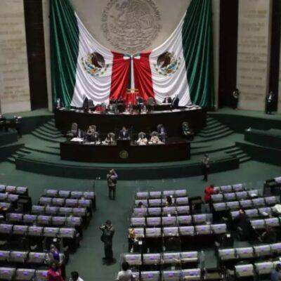 Diputados aprueban dictamen para quitar fuero al presidente de México; pasará al Senado