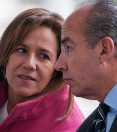 Niegan registro a México Libre; Calderón 'truena' contra el INE y Zavala contra el gobierno federal