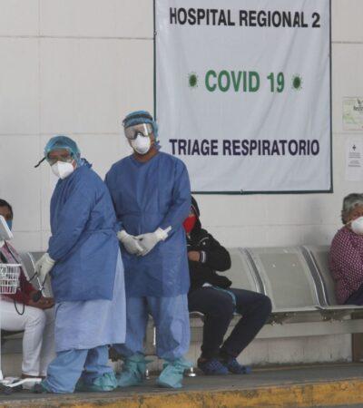 Médicos y enfermeras fueron contratados de forma irregular por la Secretaría de Salud