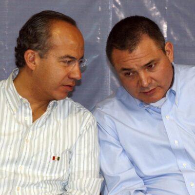 'Encabrona que Calderón defienda libertad de expresión', dice periodista encarcelado por García Luna