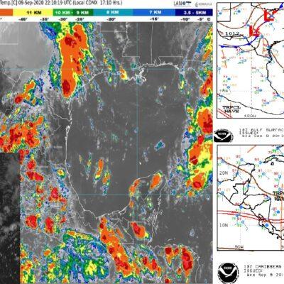 PRONÓSTICO DEL CLIMA: Anticipan temperatura de hasta 38°C en el Caribe Mexicano